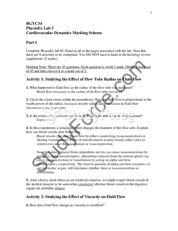 physioex exercise 1 activity 3 Essay on physioex 90 exercise 3 1262 words | 6 pages activity 1 1 more about essay on physioex 90 exercise 4 activity 1 essay about physioex 9 exercise 1.