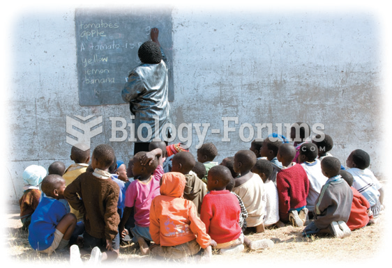 The poverty of the Least Industrialized Nations carries over to their educational system. These ...