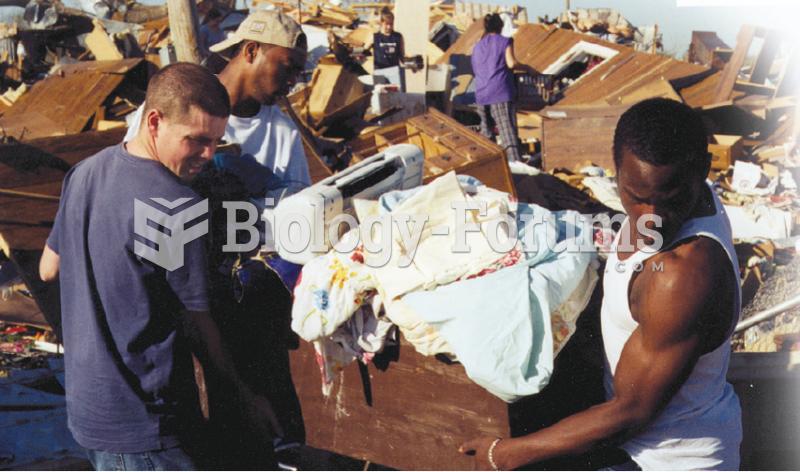 When a Tornado Strikes: Social Organization Following a Natural Disaster
