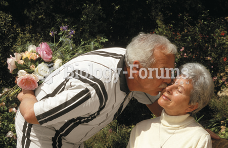 During their elderly years, men and women continue to exhibit aspects of the gender roles that they ...