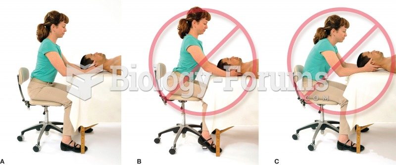 a) When leaning from a seated position, maintain a neutral spine. b) Avoid sitting with your spine ...
