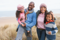 There is no such thing as the African American family, any more than there is the Native American, ...