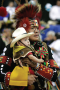 Many Native Americans have maintained continuous identity with their tribal roots. You can see the ...