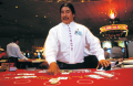 Native American casinos remain a topic of both controversy and envy. Shown here is Corey Two Crow as ...