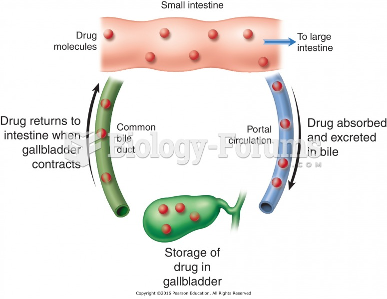 Enterohepatic recirculation of a drug can increase its half-life in the body and prolong its ...