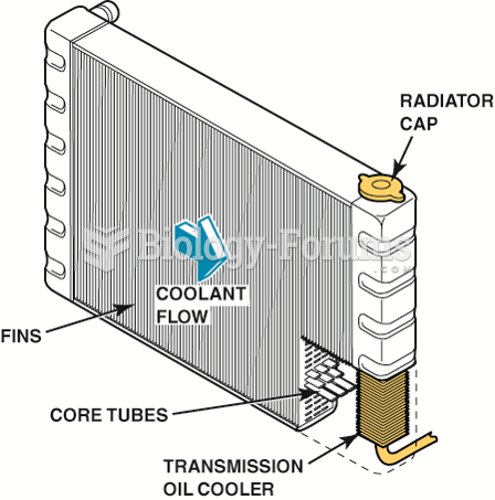 A radiator may be either a down-flow  or a cross-flow type.