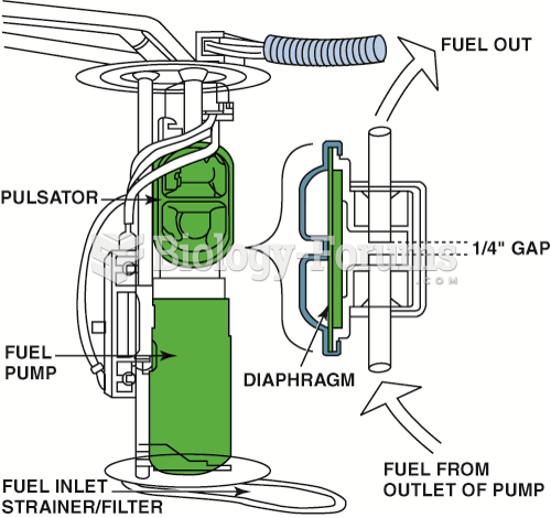 A typical fuel pulsator used mostly with roller vane-type pumps to help even out the pulsation  in ...