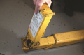 An additional extension may be necessary to hoist a truck or van equipped with running boards to ...