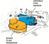 The location of the variable fuel sensor can vary, depending on the make and model of vehicle, but ...