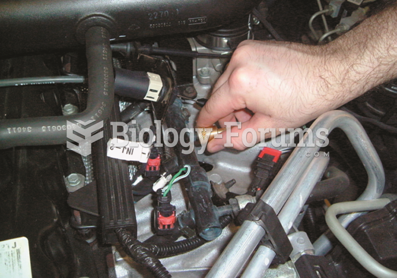 Start the fuel injector cleaning process by bringing  the vehicle's engine up to operating ...
