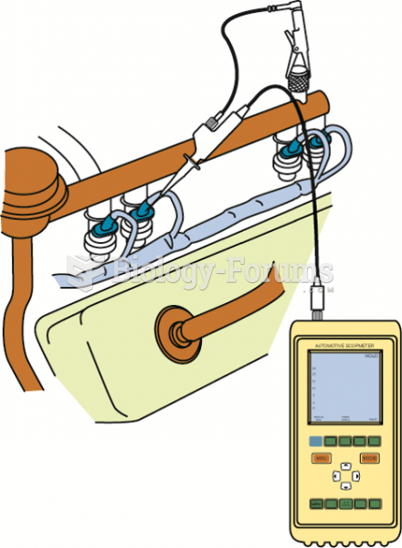 A digital storage oscilloscope can  be easily connected to an injector by carefully  back-probing ...