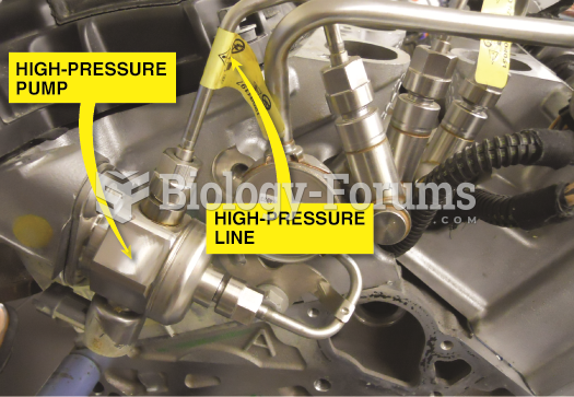 The line that has the yellow tag is  a highpressure line and this line must be replaced with  a new ...