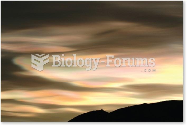 Clouds: Unusual Clouds