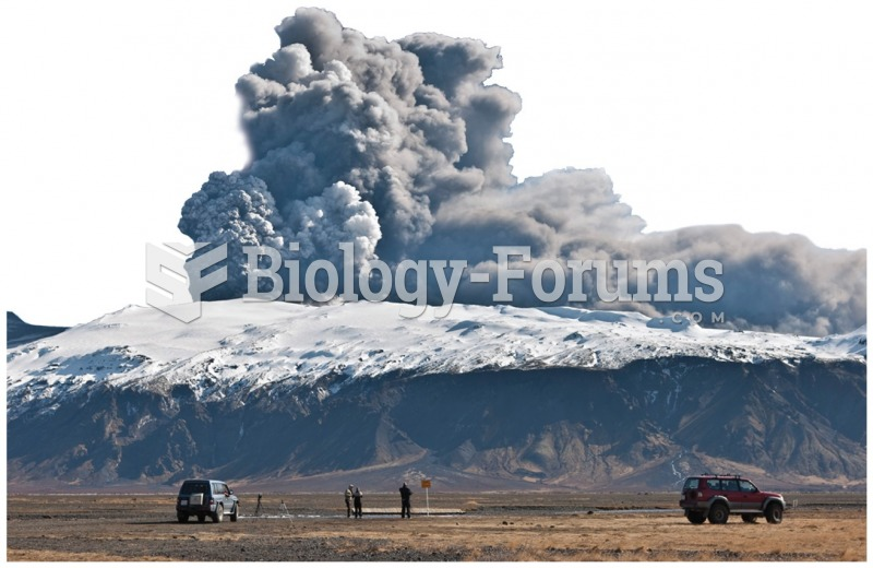Tectonic Disasters: Volcanic Eruptions