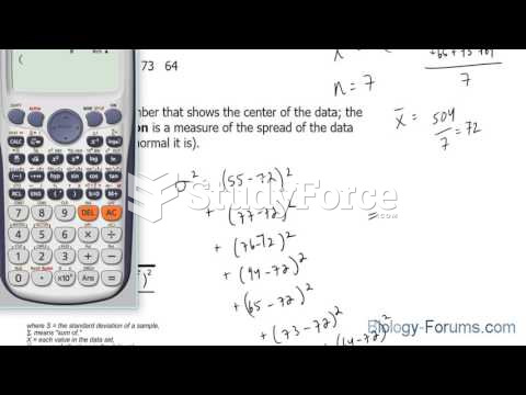 How to manually find the mean, variance, and standard deviation for a set of numbers