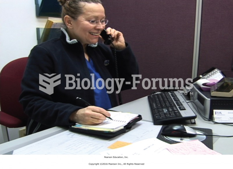 Be Friendly and Relaxed When Talking on the Phone to Clients.