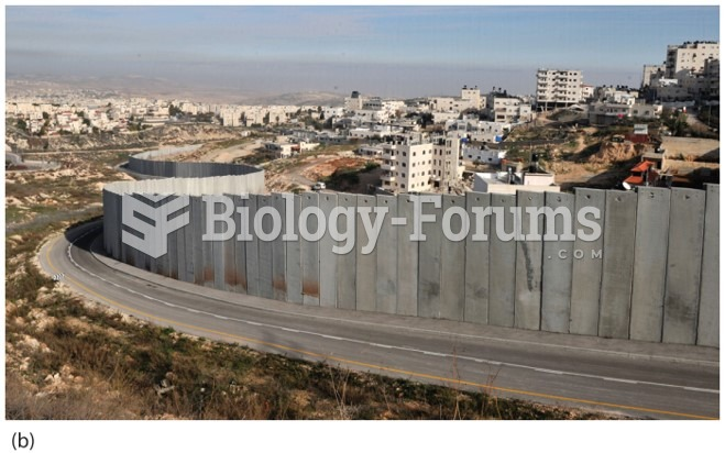 Israeli Security Barrier