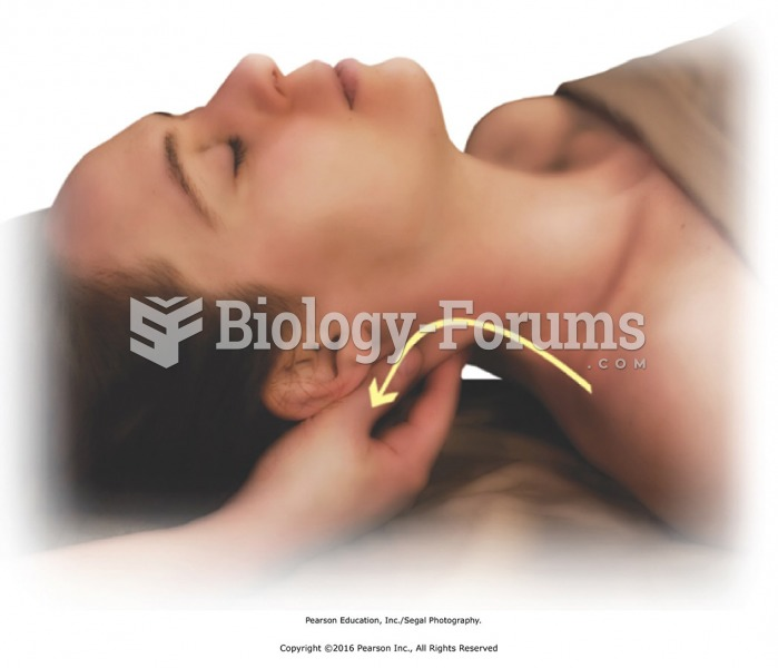 Mobilize neck in wavelike motion. Return the head to a neutral position facing upward. Apply ...