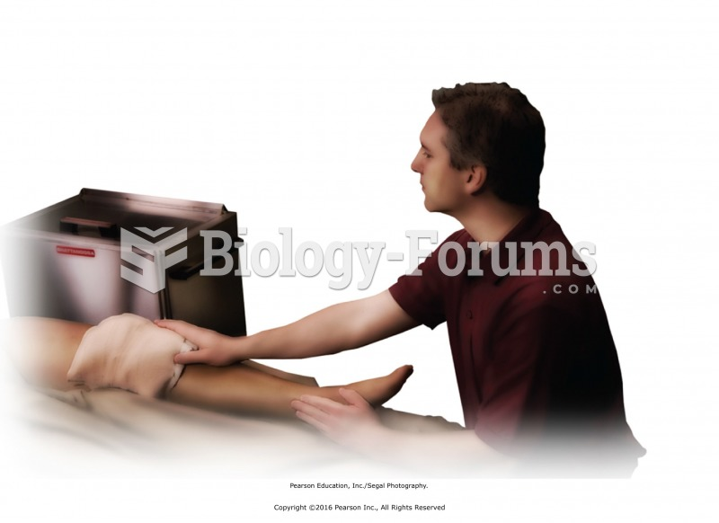 Get feedback every 5 to 7 minutes about cold intensity. Massage other areas while cold source is on ...