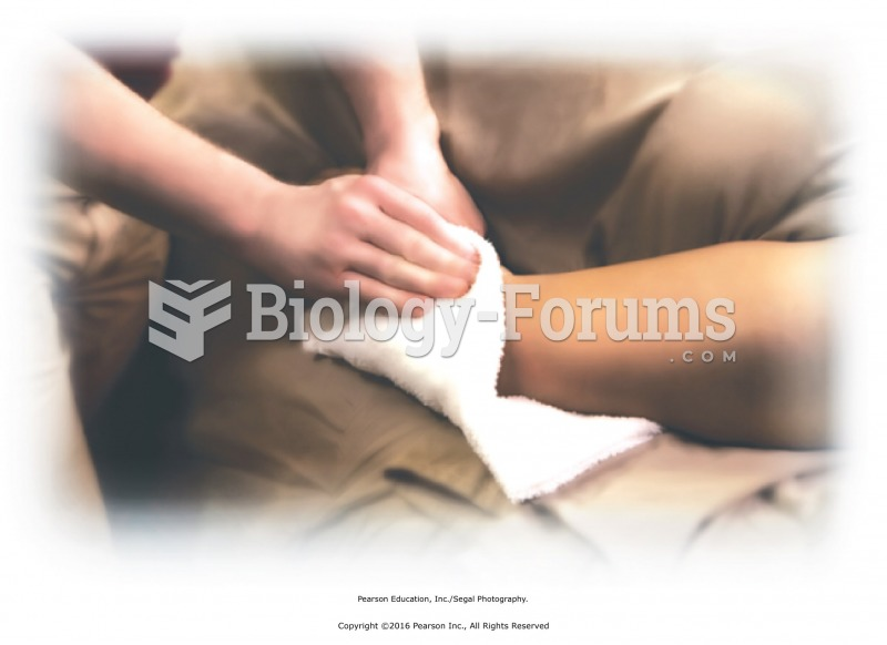 Apply superficial friction with the towel to warm and dry the area.