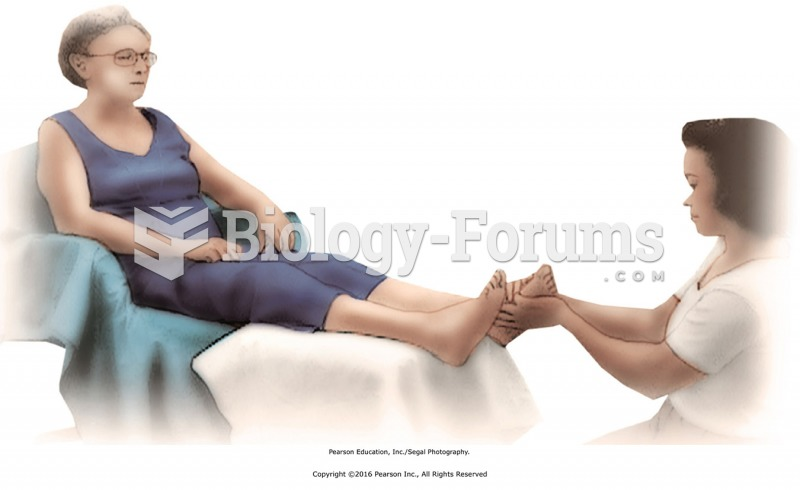Seated position for massage for the elderly.
