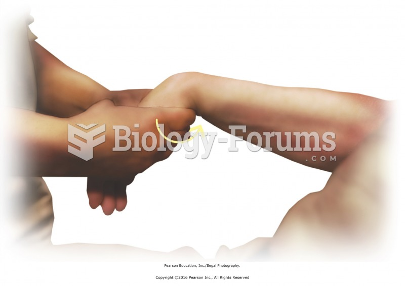 Mobilize hand and wrist joints. Apply scissoring to knuckles and figure-8s to fingers. Holding the ...