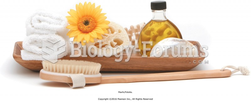 Equipment and supplies needed for manual exfoliation using natural substances.