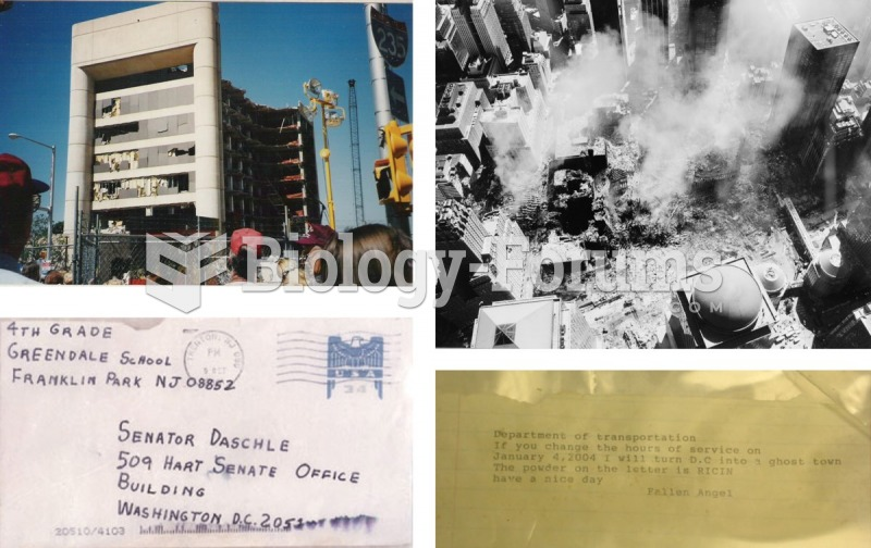 Four terrorist incidents. Clockwise from top left: the Alfred P. Murrah Federal Building after ...