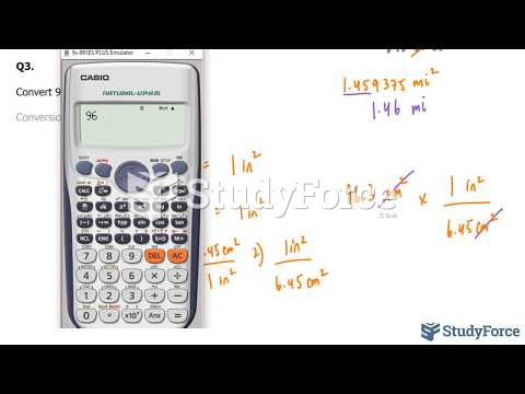 How to convert one unit of measurement to another unit (Part 1)