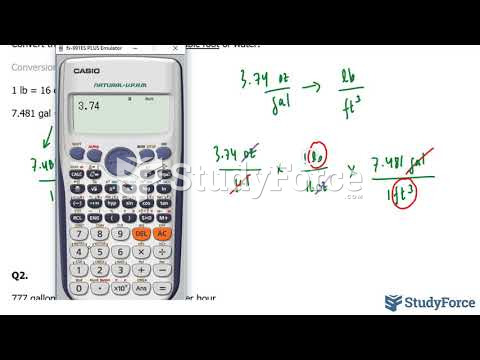 How to convert units of any rate to another (Part 2)