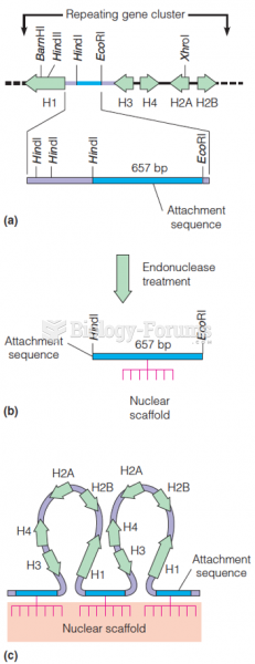 Attachment of gene clusters to the nuclear matrix