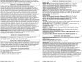 The material safety data sheet (MSDS) for sulfuric acid showing the detailed technical information ...