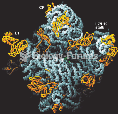 A high-resolution model of the 50S ribosomal subunit