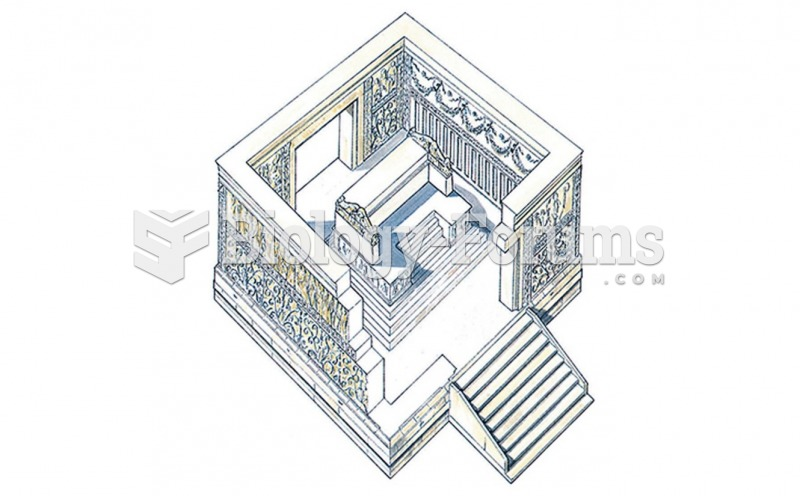 Reconstruction Drawing of the Ara Pacis Augustae