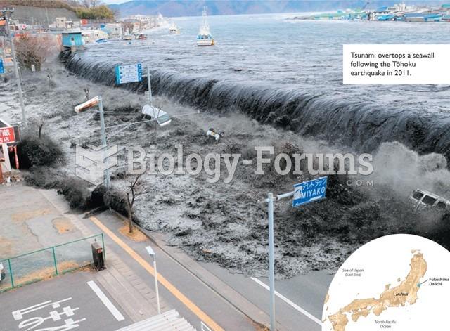 The Tōhoku earthquake: shaking Japan's trust in nuclear power