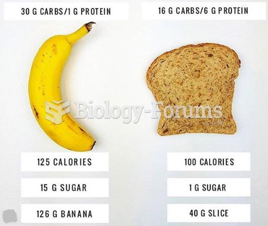 Banana vs. Brown Bread