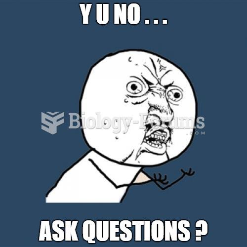 Y U NO ... Ask a Question?