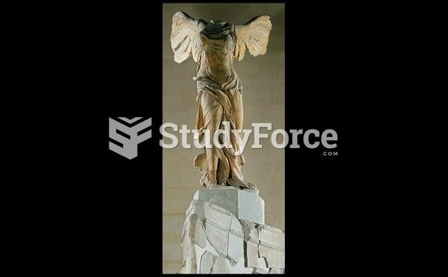 Nike (Victory) of Samothrace