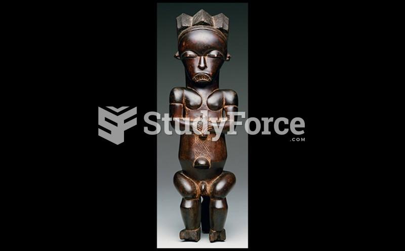 EYEMA-O-BYERI (Reliquary Figure)