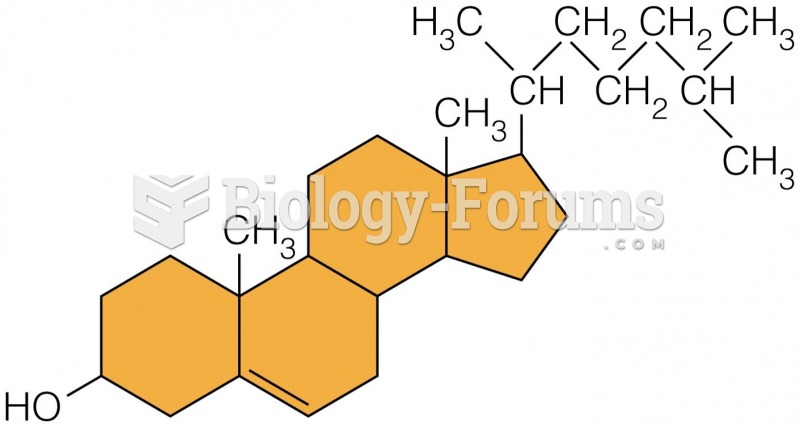 Structure of a Sterol Rather than being made from fatty acids