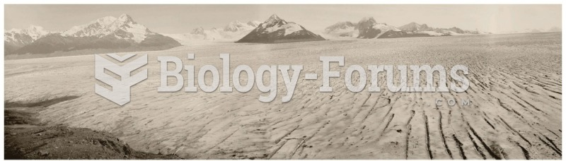 There has been a widespread loss of glacier mass globally