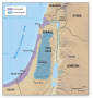 Controlling access to water in order to gain political and strategic advantage in Gaza