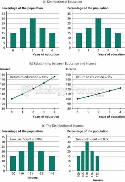 How the Return to Education Affects the Distribution of Income