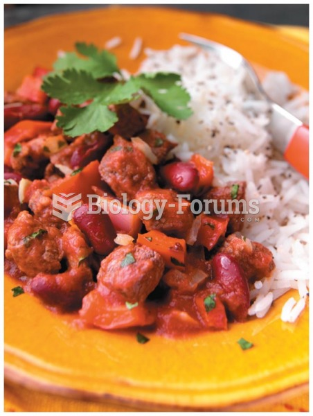 Kidney beans, steak, and iron-fortified bread and cereal are good sources of iron