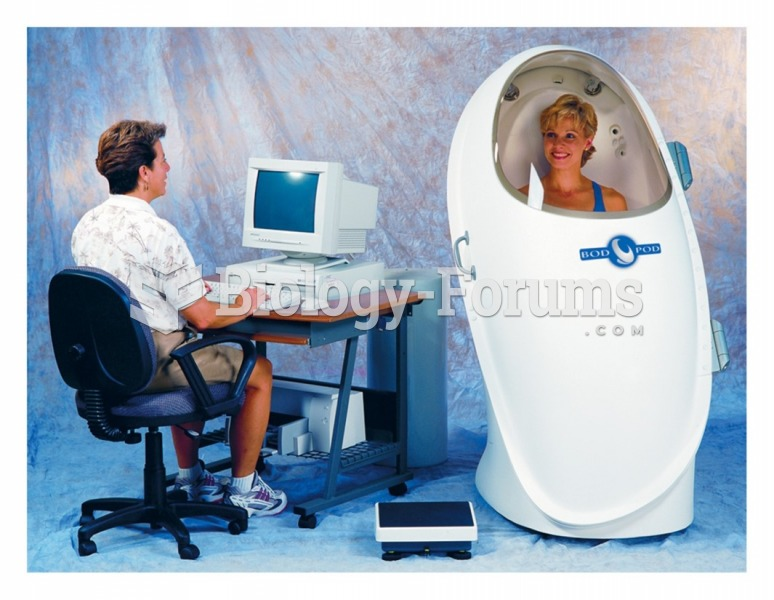 Bod Pod: Body Composition Tracking System