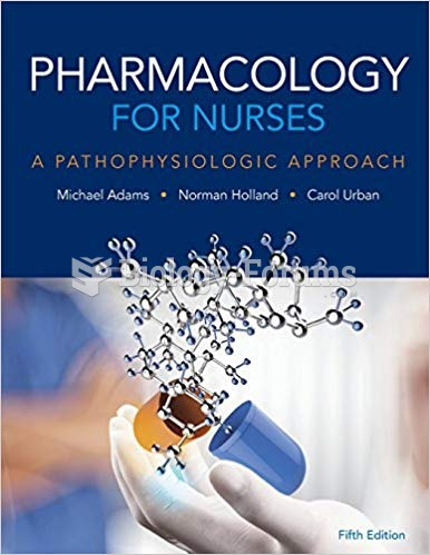 Pharmacology for Nurses: A Physiological Approach, 5th Edition
