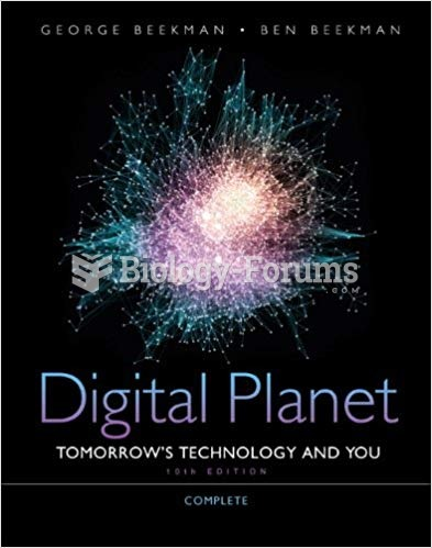 Digital Planet Tomorrow's Technology and You