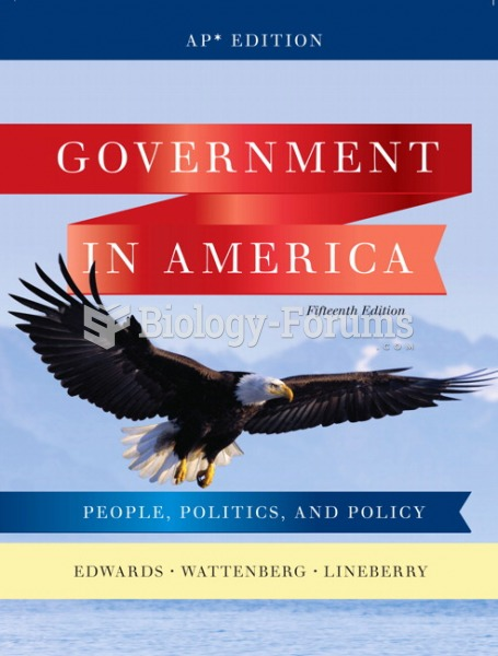 Government in America: People, Politics, and Policy, AP