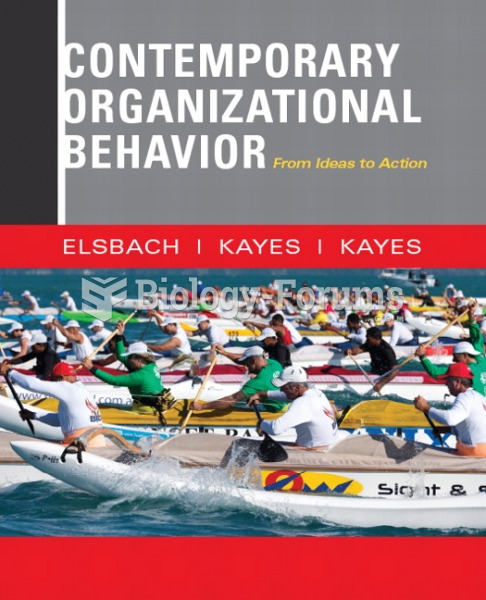 Contemporary Organizational Behavior: From Ideas to Action