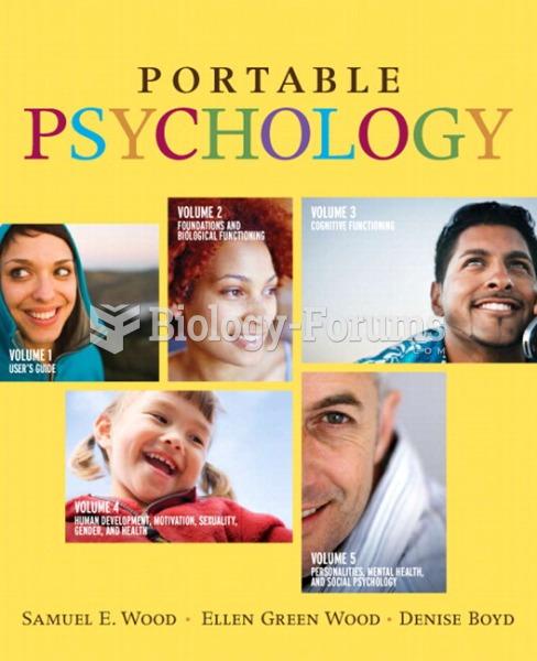 Portable Psychology